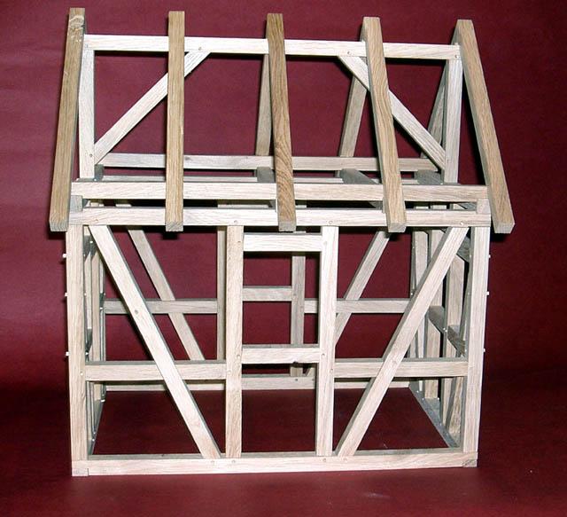 modellbau haus selber bauen blockhaus rundstamm pearl. Black Bedroom Furniture Sets. Home Design Ideas